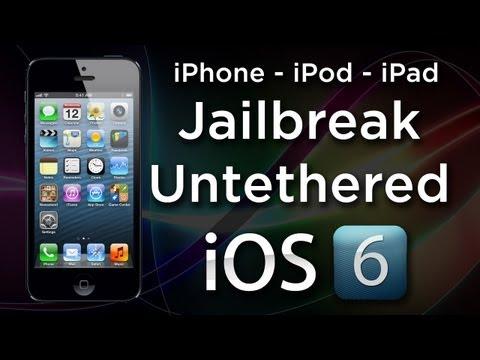 Tutorial Jailbreak Untethered iOS 6 - 6.0 , 6.0.1 , 6.0.2 , 6.1, 6.1.1 , 6.1.2 (En español)
