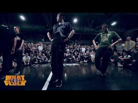 What The Flock vol.4 | Hip-Hop 2x2 1/4 final - L'eto & Irina S.N.CH. vs Bauka & Idriss