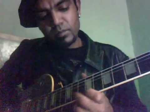 aake teri baho mai guitar nammo