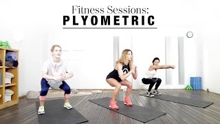 Fitness Sessions: Plyometric | The Beauty Effect