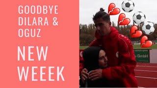 Goodbye Dilara & Oguz & Hello New Week WIMPERNLIFTING & BABYKATZEN VLOG KUBRAXDENIZ