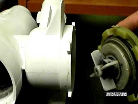 Fix F 21 F 33 Whirlpool Duet Sport Drain Pump Motor Problems