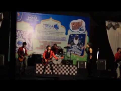 N O D A  Band  Indonesian Pop Music Live Concert In Yogyakarta video