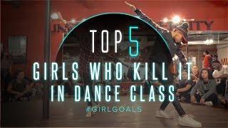 download lagu Girls Who Kill It In Dance Class  Top gratis