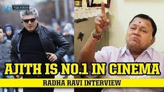 Download Exclusive: Ajith is No1 in cinema - Radha Ravi latest interview|AK58|THALA|VIJAY|MERSAL 3Gp Mp4