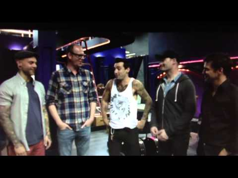 Degrassi All Access 2/1/13: New TeenNick Promo. Throwback Review. Hedley Interview