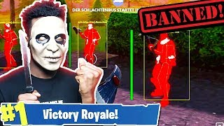 I LEARNED HOW TO BECOME A FORTNITE 'HACKER' in Fortnite: Battle Royale!