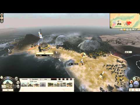 Total War Shogun 2 HD Otomo Campaign Part 4 Going