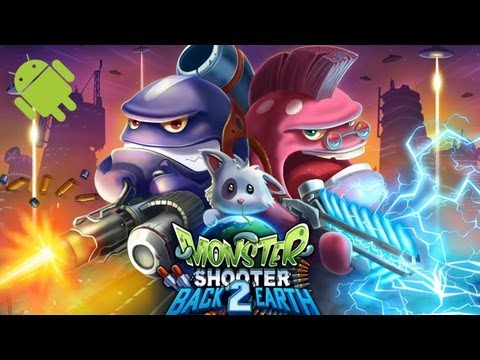 Monster Shooter 2 - Android - HD Gameplay Trailer