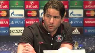 باريس سان جيرمان في مهمة صعبة أمام نادي برشلونة