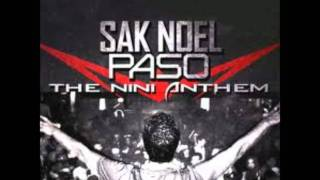 Sak Noel Paso [The Nini Anthem] [electronica] [Remix] [antro 2012]