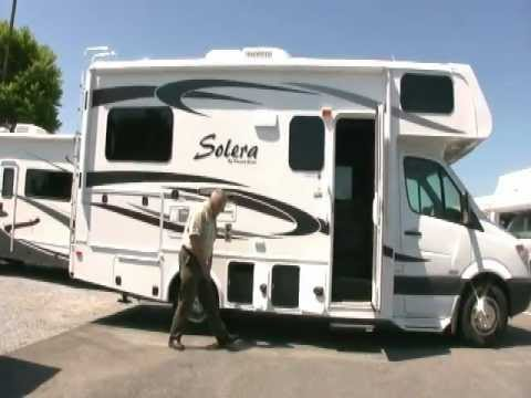 *SOLD* Forest River 2013 Solera 24S Class C motorhome -- 30490 ~ Chris LaMarche