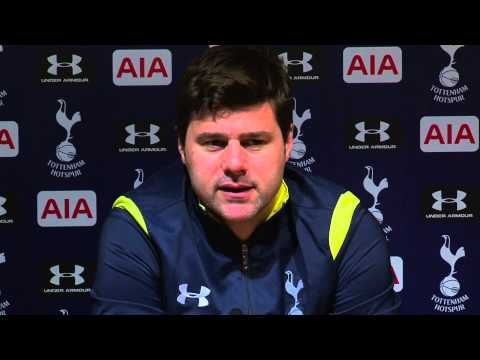 Pochettino baffled by Allardyce in Spurs press room