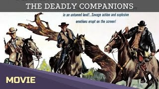 The Deadly Companions (1961). Full Movie. 🎥 Western Film. Film Noir. Classic Films. Sam Peckinpah