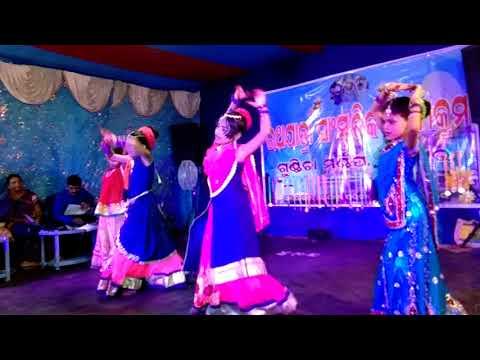 Kala mayur nache thiri thiri odia bhajan dance video