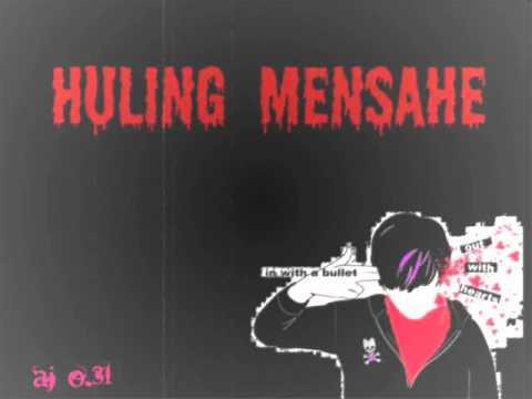 Huling Mensahe (Sagpro Krew)