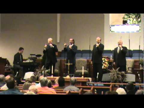 The Harvester's Quartet Singing, hallelujah Square Southern Gospel Music video