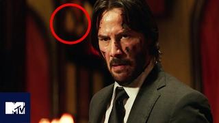 John Wick: Chapter 2 | Keanu Reeves Reveals Hidden Easter Eggs & Deleted Scenes | MTV Movies