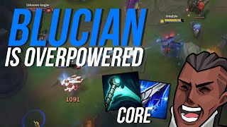 Imaqtpie - BLUCIAN IS OVERPOWERED