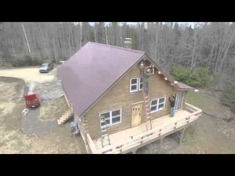 Black Bear Media Blasting and Construction - Drone Footage Part 2