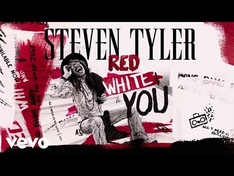 Steven Tyler - Red White And You