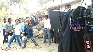 Bhojpuri film shooting seen  ||कैसे  भोजपुरी फिल्मो  की शूटिग होती है ||9838517221