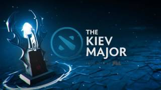 The Kiev Major 2017 Stage Graphics
