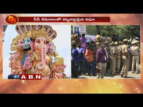 జంట నగరాల్లో సందడిగా నిమజ్జనోత్సవం | Brief Details About Ganesh Immersion Celebrations In Hyderabad