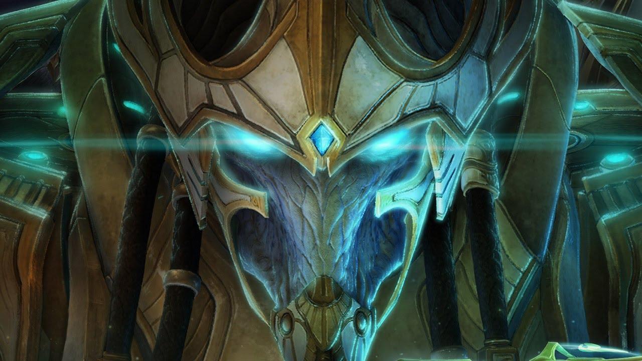 StarCraft II: Legacy of the Void - Allied Commanders Trailer - Gamescom 2015