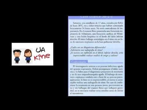 Semiologia Caso Clinico 4 - Neumonia