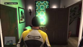 Grand Theft Auto 5 - How to get the cop and other rare outfits GTA V