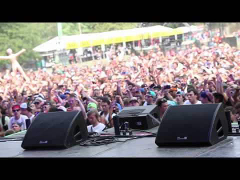 Chief Keef - Turns Up  Lollapalooza ( Shot By G.b.e. Films hi-def ) video