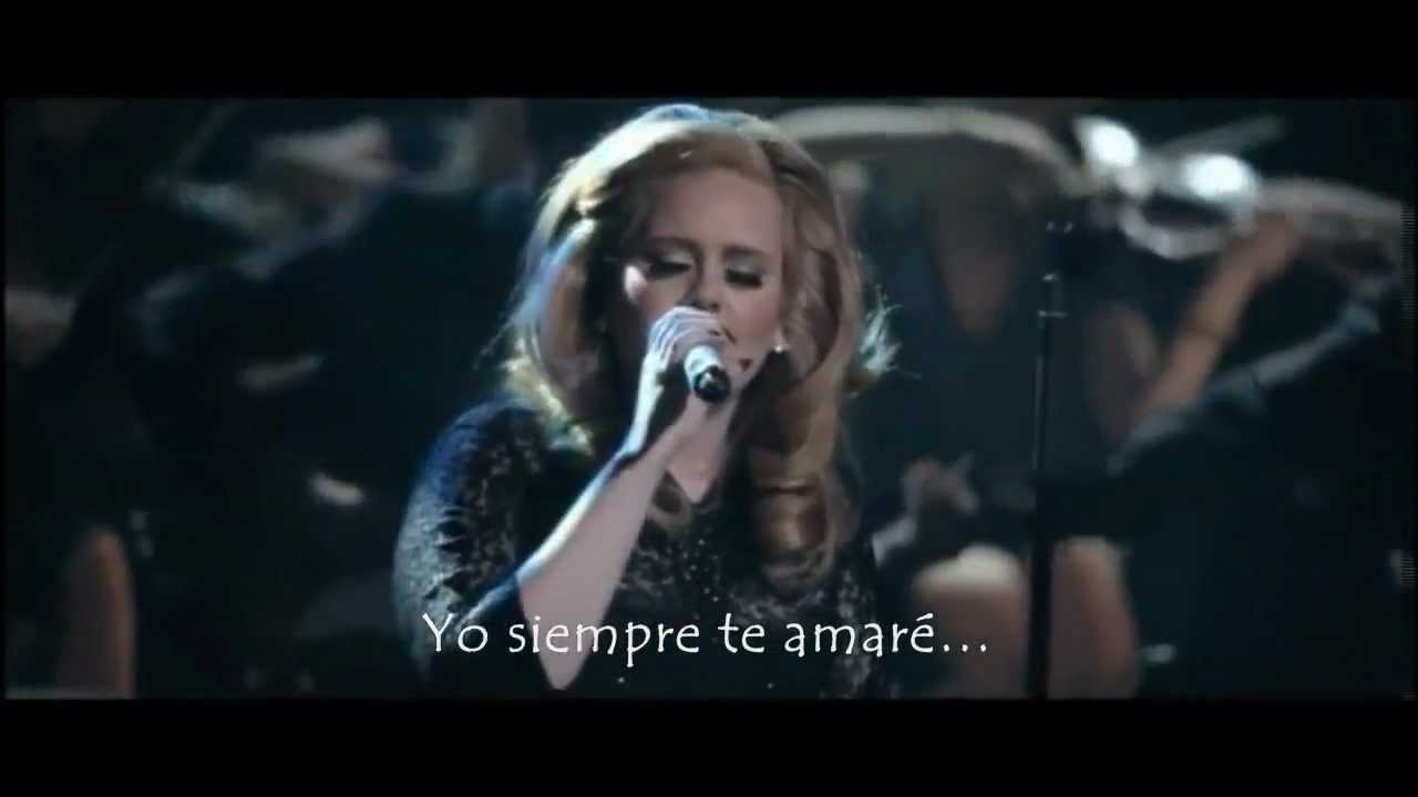 Adele - Lovesong (live)