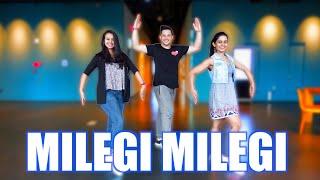 Milegi Milegi Mika Singh Sachin Jigar Stree With Team Naach Bollywood Jayden Rodrigues Dance