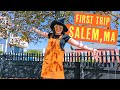 Visiting Salem, MA in a Day! | Hocus Pocus House, Shopping & Food