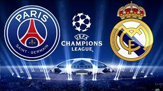 PSG x Real Madrid (06/03/2018) UEFA Champions League 2017/2018 [PES 2018]