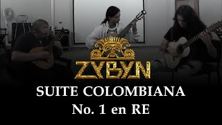 ZYBYN - Suite Colombiana No 1 en Re [Ritmos Varios]