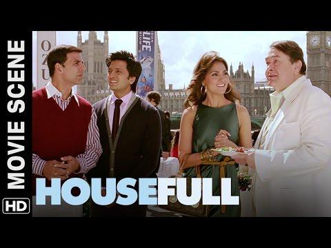 Voh Devika Hai? Housefull | Movie Scene thumbnail