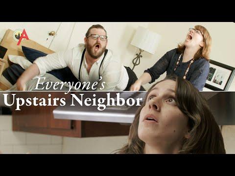 I rumori dei vicini di sopra