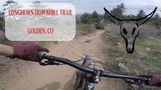 Best trail in Golden, CO?   Riding Longhorn
