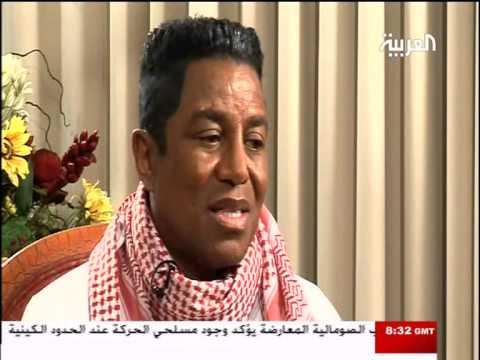 Jermaine Jackson Interview لقاء شقيق مايكل جاكسون على قناة العربية