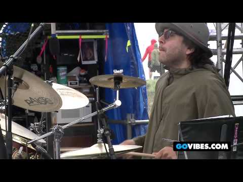 "Assembly of Dust Performs ""Zero to the Skin"" at Gathering of the Vibes Music Festival 2012"