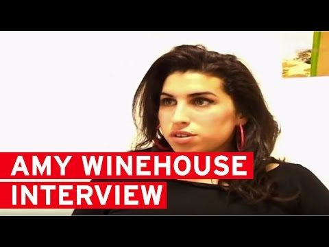 Amy Winehouse interview