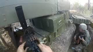 Ukrayna Savaşı - Kask Kamerasıyla Kaydelen Çatışma: Ukrayna'daki Hendeklerde Yaşanan Savaş Görüntüle