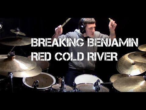 Breaking Benjamin - Red Cold River - Drum Cover (FULL SONG) by Vincent Greeson