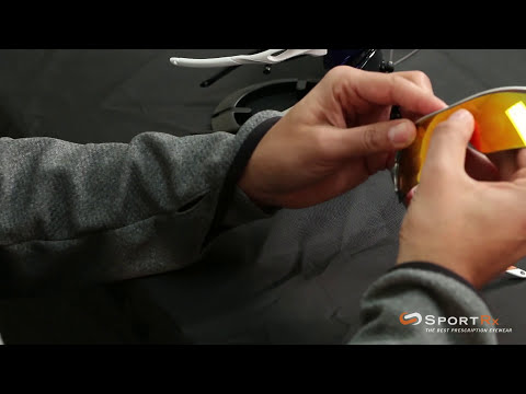 SportRx | How To: Change Your Oakley Radarlock Lens