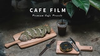 How to Use Lightroom Presets - Cafe Lifestyle Photography Film-Style Preset Pack