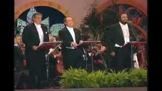 The Three Tenors in  Paris 1998