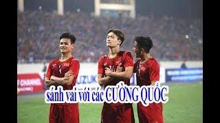 Danh sách 16 đội dự VCK U23 châu Á 2020: U23 Việt Nam sánh vai các SIÊU CƯỜNG