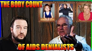 The Body Count of AIDs Denialists